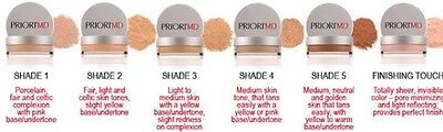 Priori MD mineral skincare foundation shade 1 SPF 15+ Light / Natural New