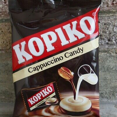 Candy Cappuccino Coffee SHOT KOPIKO Coffee Bum Snack 36 Tablet 108 g