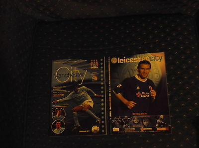 Leicester City v Chelsea 2003-2004 Programme