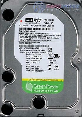 A vendre Disque Dur WD Green Power 1Tb