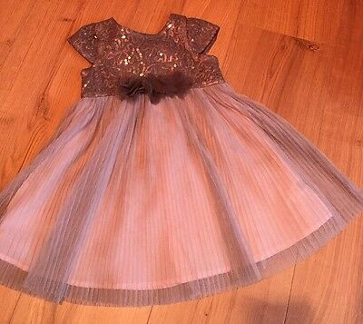 Party/occasion Dress Age 12-18months