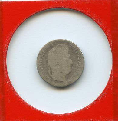 50 centimes Argent Louis Philippe 1840 A  n°3811