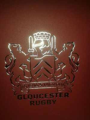 Gloucester Rugby official corporate/business diary (Christmas present