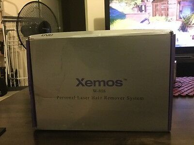 Xemos W-808 personal laser hair remover system