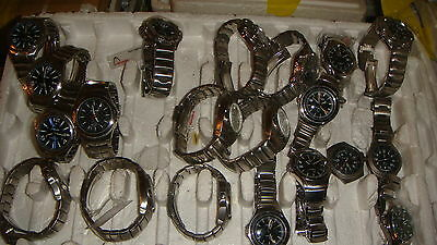 Trade Only Job Lot Of 20   X  Mixed Head  Watches ..