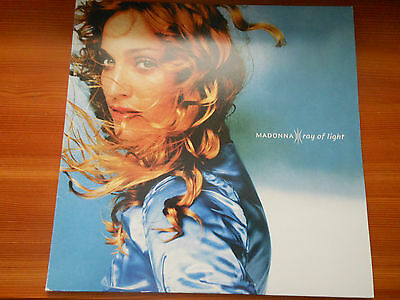 Madonna- Ray of light   double lp - like a new
