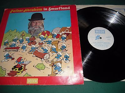 Father Abraham And The Smurfs Lp -  Father Abraham In Smurfland