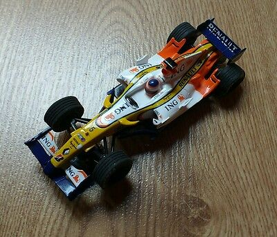 Car Coche Scx Compact Scalextric Compact 1:43 1/43 F1 Renault Ing