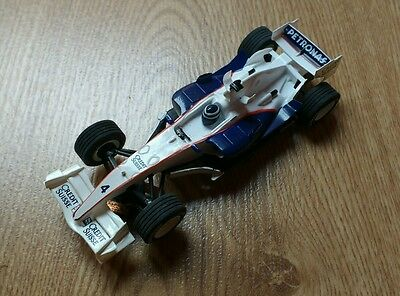 Car Coche Scx Compact Scalextric Compact 1:43 1/43 F1 Bmw