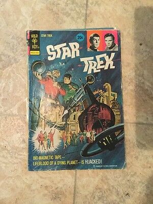 Star Trek #18 Comic Book BRONZE AGE June 1973 NEAR MINT
