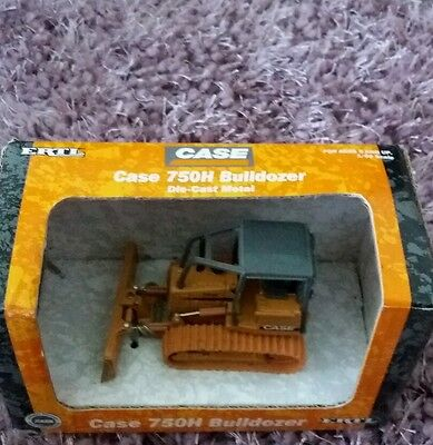 ErTL case 750H Bulldozer for cast metal 1/50 scale 2002