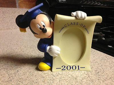 Disney Mickey 2001 Picture Frame