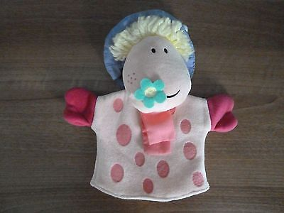 The Magic Roundabout's Ermintrude Hand Puppet - Rare Vintage Find