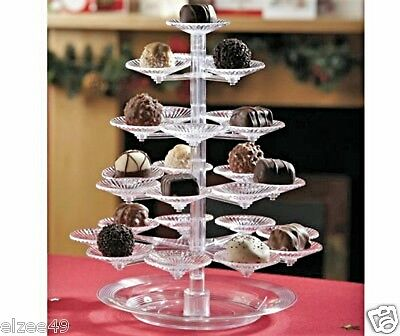 Delicacy Tree Table Centrepiece Cupcake Stand Canapes Treats Parties Weddings