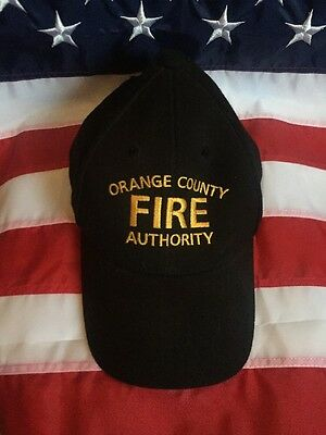Rare USA Orange County Fire Authority Cap - Great Condition