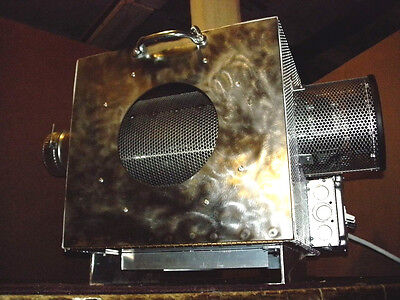 Premium 1 Lb Capacity Electric Coffee Roaster W/ Infrared Heat, 60Rpm Motor, Pid