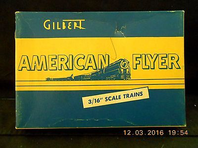 1948 A.C. Gilbert Co American Flyer No. 32 City Street Equipment 3/16 NEW IN BOX