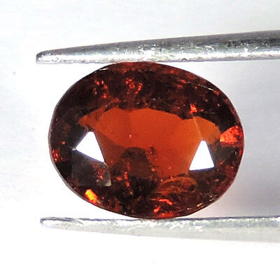 3.50Cts. ATTRACTIVE! EARTH MINED 100% NATURAL AXINITE OVAL CUT LOOSE GEMSTONES