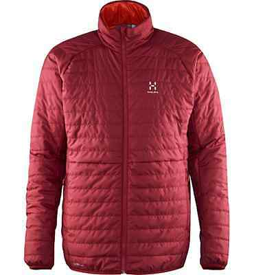 New Haglofs Mens Barrier Lite Insulated Jacket Was £125 NOW HALF PRICE ONLY £65