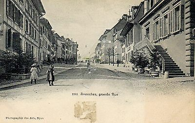 Avenches, grande Rue, Switzerland Photographie des Arts, Nyon. Suisse