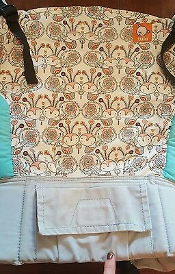 Tula Baby Carrier Standard TWEETHEARTS . One of only FIFTEEN made in this size !