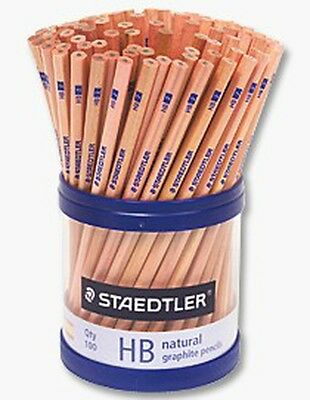 Pencil Lead Staedtler Natural 130 Hb Cup 100