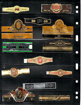 Cigar Bands... All Different (Item 0602)