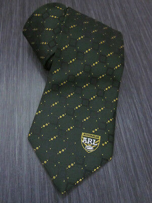 Vintage Australian Rugby League ARL (now the NRL) Rugby Tie (Made in Australia)