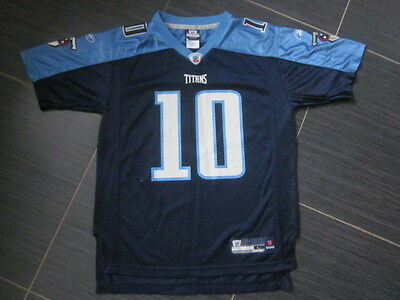 Reebok NFL Tennessee Titans #10 Young American Football Jersey Shirt (14/16yrs)