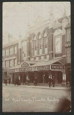 Royal County Theatre Reading 1908