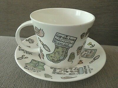 Roy kirkham breakfast cup and saucer