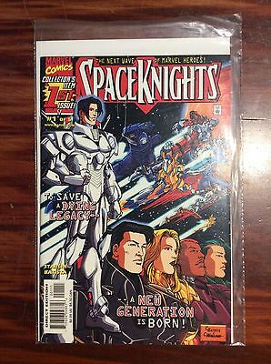 Marvel Comics Space Knights #1