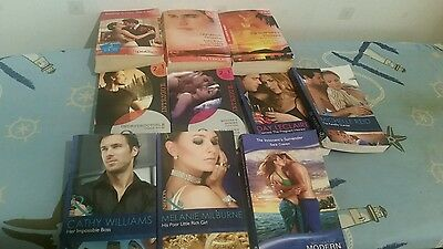 Mills and boon books/stocking fillers