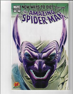 Amazing Spider-Man #568 - DF Negative Edition Variant - NM CGC it!!
