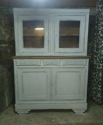painted french kitchen cupboard dresser