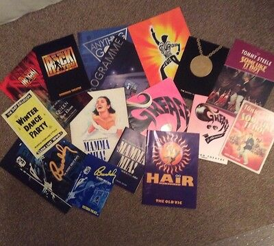 16 Musical Programmes Hair,Mamma Mia,Buddy,Grease,Saturday Night Fever + More