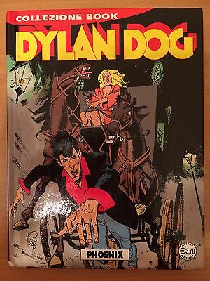 Dylan Dog N123 - Phoenix - Collezione book -  Hard Cover 2006 (Italian Edition)