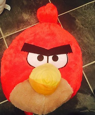 Angry Birds Soft Toy Bag Rucksack