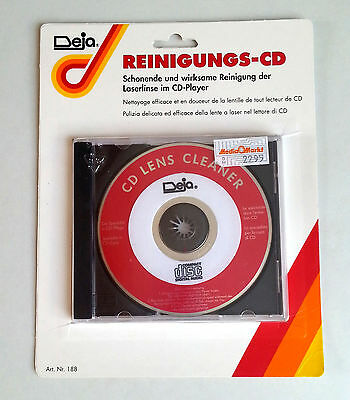 CD-Laserlinsenreiniger Laser Linsen Reinigungs Set für CD | CD Lense Cleaner