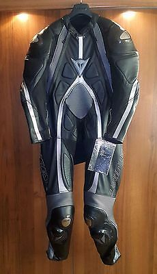 Dainese T-Age Titanium  1 piece race suit 42UK-52 Eur