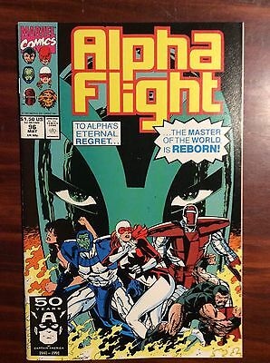 Marvel Comics Alpha Flight #96