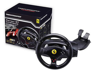 Volante Thrustmaster Ferrari GT EXPERIENCE Racing Edition PC/PS3 /PS2