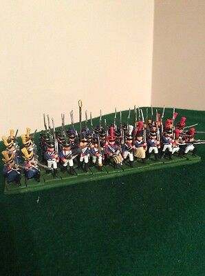 25mm Minifigs French Infantry X 39