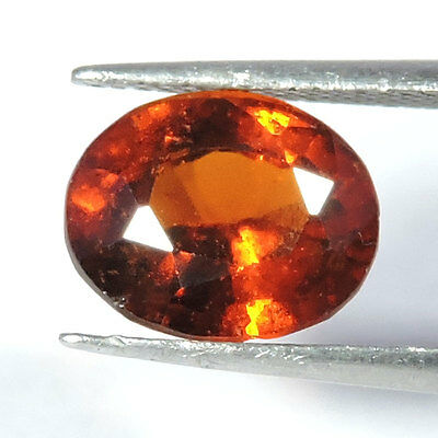 4.90Cts MAGNIFICENT 100% NATURAL RARE AXINITE OVAL CUT LOOSE GEMSTONES