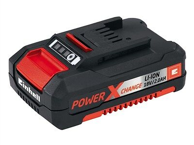 Einhell Power X-Change Li-Ion 2.0Ah 18V Lithium Battery LITHIUM GENUINE 4511395