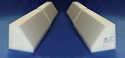 [2 Pack] Magic Bumpers Child Toddler Bed Safety Guard Rail 48 Inch - Travel