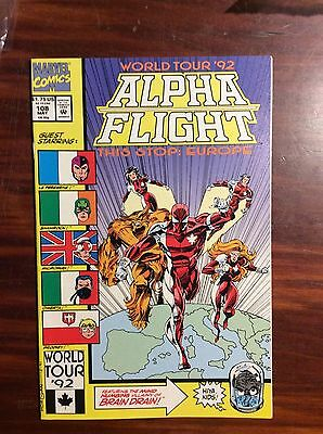 Marvel Comics Alpha Flight #108