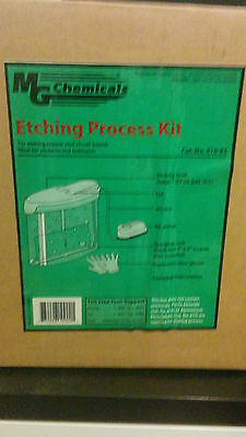 MG Chemicals Etching Process Kit for Circuit Boards 416-ES