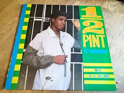Half Pint LP One in a million UK Greensleeves 1st press LOVELY COPY