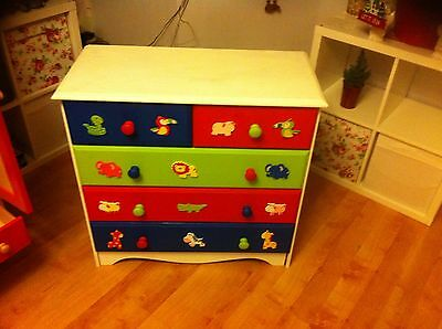 Childs Chest Of Drawers